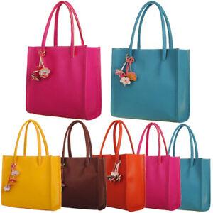 Women-Large-Leather-Shoulder-Bag-Handbag-Tote-Purse-Ladies-Messenger-Satchel-Bag