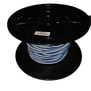 Bobine 25 mètres Sandow / élastique diam. 8mm recouvert Polyéthylène - Plastimo