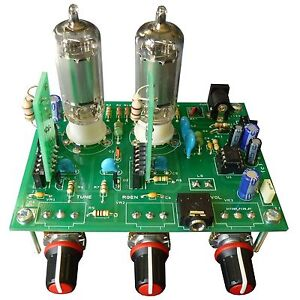 iGen-Max-Two-Tube-Regenerative-Radio-Kit-with-Varactor-Tuning-amp-Plug-In-Coils