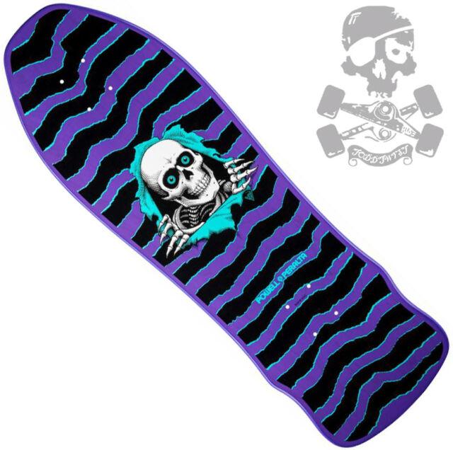 84f4b9b50c952 POWELL PERALTA - Geegah Ripper Skateboard Deck  80s Classic - 9.75