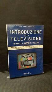 B16-INTRODUZIONE-ALLA-TELEVISIONE-bianco-e-nero-e-colori-Enrico-Costa-Hoepli