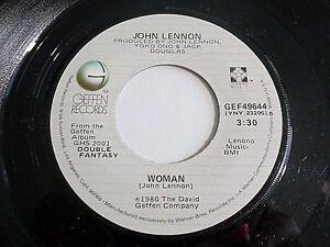John-Lennon-Woman-Yoko-Ono-Beautiful-Boys-45-1980-Geffen-Vinyl-Record