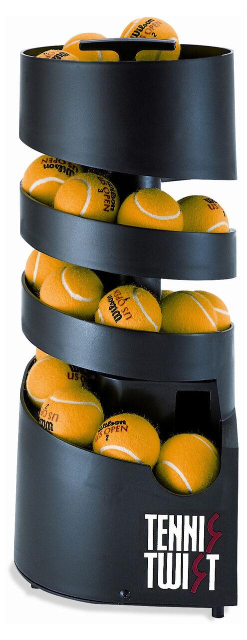 SPORT Tutore Tennis Tennis Tennis Twist BATTERIA palla da tennis MACCHINA 537a9c