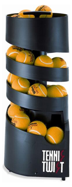 Sports Tutor Tennis Twist Battery Tennis Ball Machine