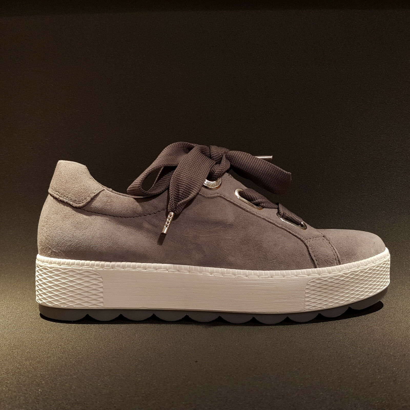 Gabor Gabor Gabor señora zapatillas zapatillas casual 26.535.32 gris nuevo FS 19 ee04c9
