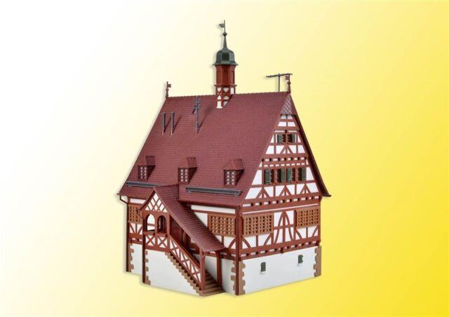 Kibri H0 38906 - Rathaus in Maichingen     Bausatz Messepreis Neuware