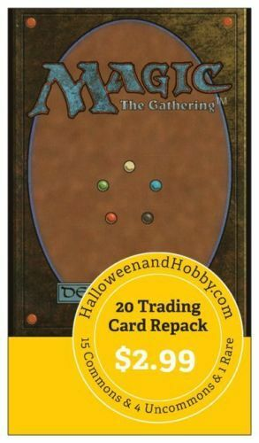 MAGIC THE GATHERING MTG BOOSTER 20 CARD REPACK MTG LOT BOX | BUY 10 GET 10 FREE