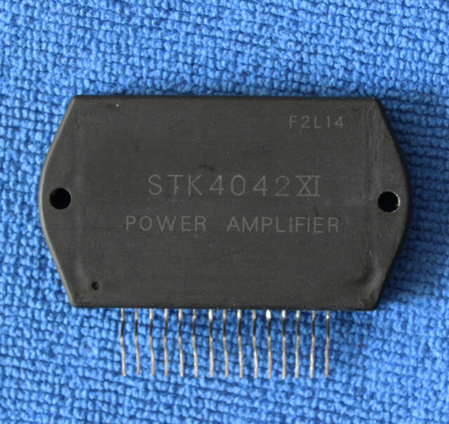 1pcs STK4042XI AF Power Amplifier SIP-ZIP