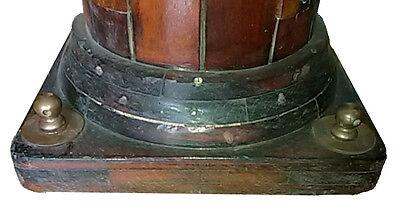 4 Pcs Brass Brackets For Wooden Binnacle Compass 100% Satisfaction Rare