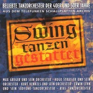 Swing-Tanzen-gestattet-1948-56-95-Beliebte-Tanzorchester-der-40er-und-5-CD