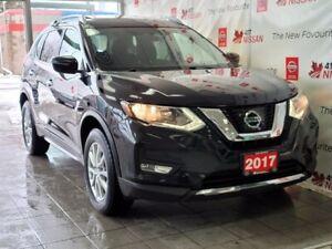 2017 Nissan Rogue SV AWD|MOONROOF|BACKUP CAMERA|HEATED SEATS