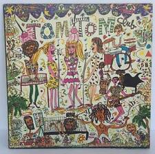 TOM TOM CLUB LP Rare Mexican Pressing with Spanish Titles on A&M Talking Heads
