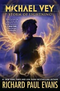 Michael-Vey-Series-Storm-of-Lightning-5-by-Richard-Paul-Evans-NEW-Paperback-2016