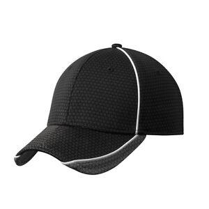 38a03d7de7a New Era 9Fifty 950 Hex Mesh Flex Fit Hat   Cap NE1070 NE 1070 BLANK ...