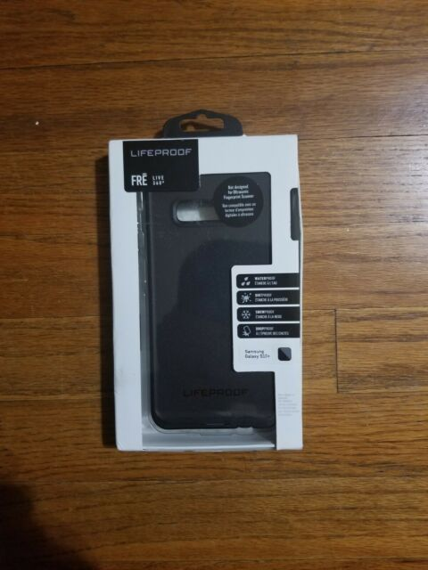 Lifeproof FRE Live 360 Case For Samsung Galaxy S10 +  77-61517