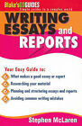 Blake's Go Guide Essay and Report Writing: Blake's Go Guides by Stephen McLaren (Paperback, 2003)