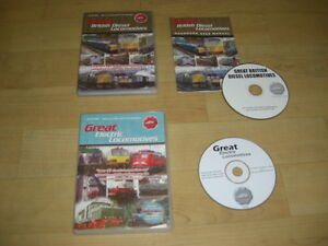 Details about GREAT BRITISH DIESEL + ELECTRIC LOCOMOTIVES Pc 2 x Add-Ons  Train Simulator