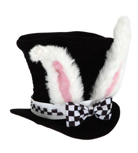 elope Kid/'s White Rabbit Topper Hat Easter Halloween Costume Accessory