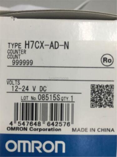 1Pc Brand Omron H7CX-AD-N Digital Counter ox