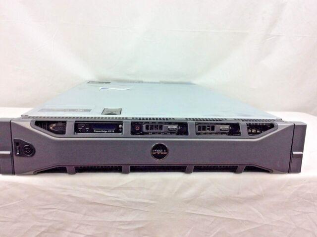 Dell PowerEdge R715 Server 2x AMD Opeteron 6272 2.10GHz 64GB RAM 4x 300GB HDD