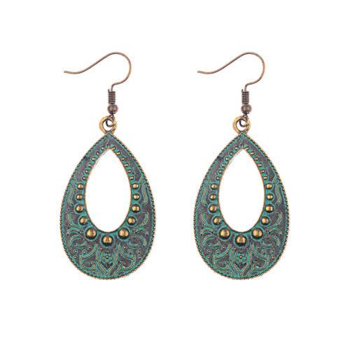 Vintage Women Boho Bohemia Style Ear Stud Earrings Charm Antique Jewellery New