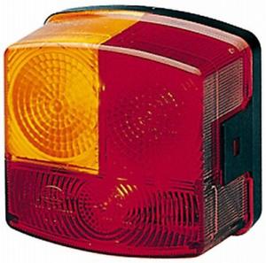 Luce posteriore per illuminazione HELLA 2sd 002 776-231