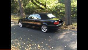 BMW 330i / 330ci E46 Cabrio 2003 Facelift