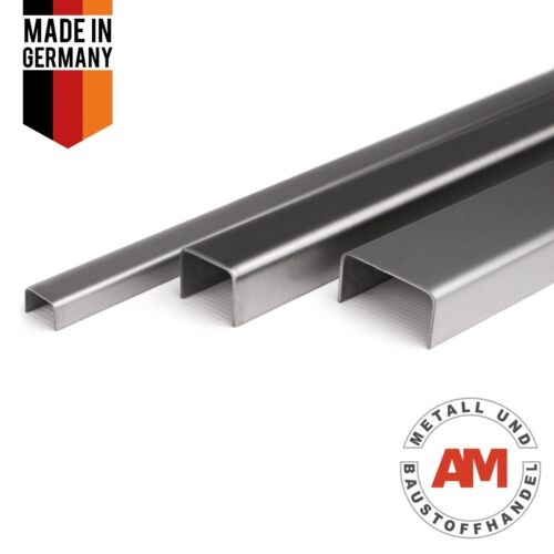 1 mm Edelstahlblech V2A Blech Stahl Eisen von100x100 bis 1000x1000 mm