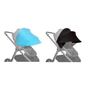 Baby Stroller Sun Visor Carriage Sun Shade Canopy Cover for Prams Stroller  B2E1