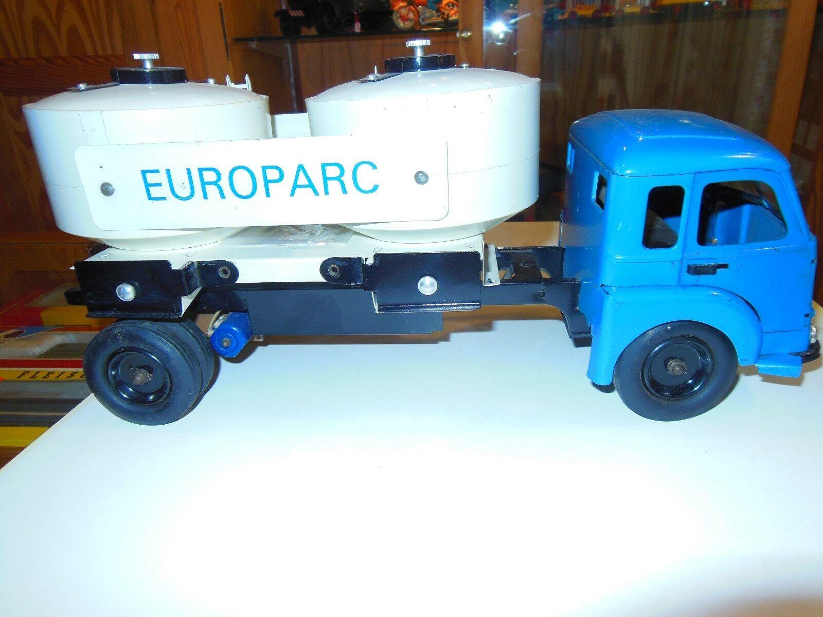 spedizione e scambi gratuiti. Camion RENAULT JM240 transport de ciment ref ref ref 9 25 de 1964 par EUROPARC  migliori prezzi e stili più freschi