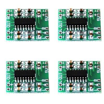 4x DC2.5-5V 2 * 3W amplifier board class D PAM8403 Mini digital amplifier board