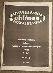The-Chimes-1990-press-advert-Full-page-27-x-38-cm-mini-poster