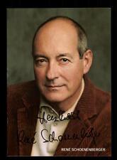 Rene Schoenenberger Autogrammkarte Original Signiert # BC 60294