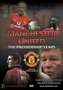 Manchester-United-The-Premiership-Years-DVD-2010-Brand-New-amp-Sealed
