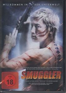 Smuggler            DVD NEU FSK 18