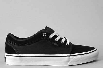 Vans Chukka Low Black Pewter All Sizes Available BNIB 100 % Authentic