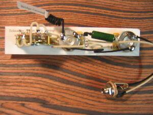 wiring harness for telecaster 1966 type og, cts, nos 047ufimage is loading wiring harness for telecaster 1966 type og cts