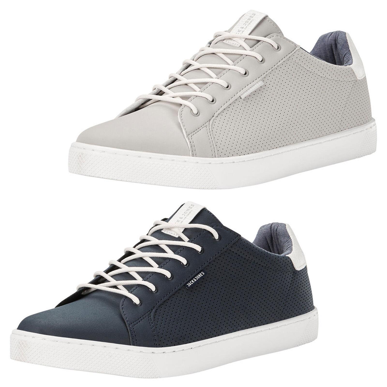 Jack Jones Trent Trainers Mens Summer Fashion Casual scarpe  da ginnastica Scarpe  Garanzia di vestibilità al 100%