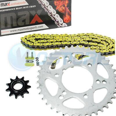 Front /& Rear Steel Sprocket Kit for ATV//UTV POLARIS 330 Trail Boss 2003-2010