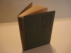 1930 George Eliot SILAS MARNER Art Illustrated by Frank T. Merrill VINTAGE Book
