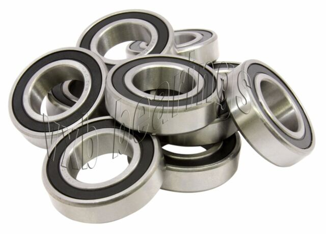 """Sealed Miniature Ball Bearing R4A-2RS 1//4/""""x 3//4/""""x 9//32/"""" inch Small imperial Size"""
