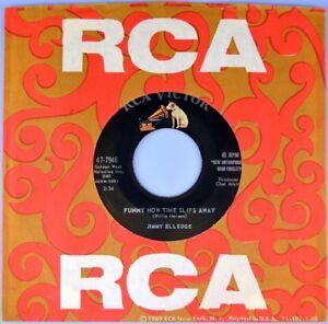 7-034-JIMMY-ELLEDGE-Funny-How-Time-Slips-Away-Hey-Jimmy-Joe-John-Jim-Jack-RCA-1961