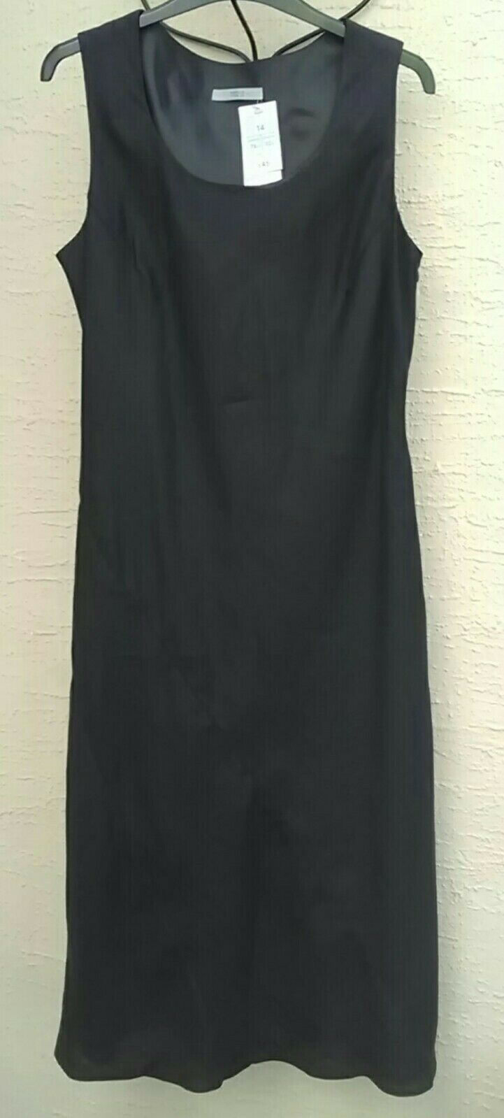 Ladies Marks & Spencer Linen Dress - Size 14 - New, RRP £ 45