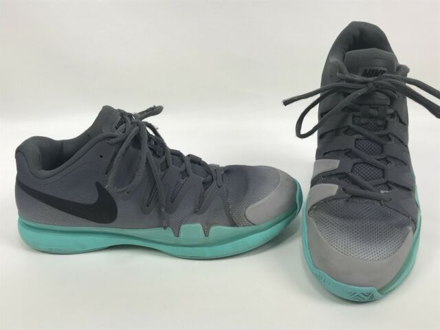 1b5695baed Nike Zoom Vapor 9.5 Tour Clay 631458-008 Federer Tennis Shoes Mens ...