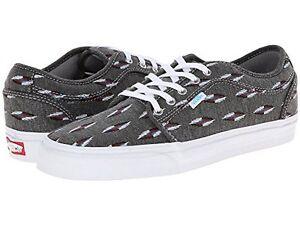 30d28abf65 Vans Chukka Low Chimayo Grey Jersey Men s Skate Shoes SIZE SZ 11 ...