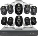 Swann 16-Ch. 10-Cam. Indoor/Outdoor 1080p 1TB DVR Surveillance System