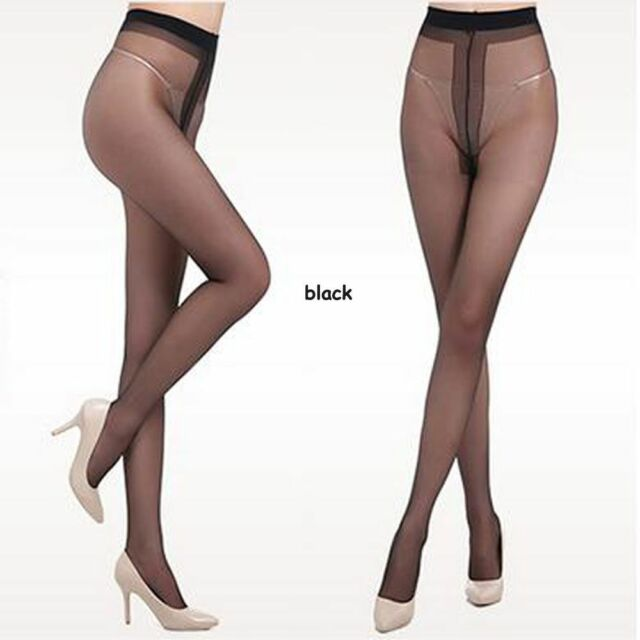 New Seamless T File Stockings Pantyhose Transparent Socks Sexy
