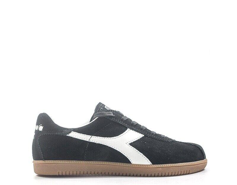 Zapatos Diadora 2.0 hombre de naturaleza negro de cuero 172302-80013