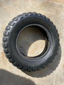 Genuine OEM Honda Z50R IRC 3.50-8 Tractor Grip Tire