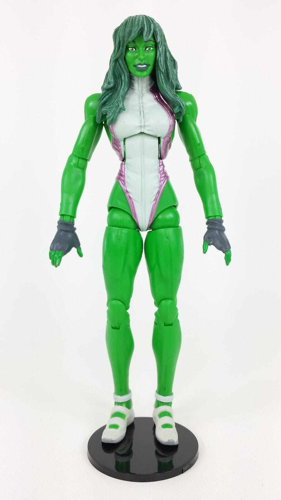 Marvel - legenden blob - serie hasbro 2007 she-hulk 6 inch abbildung locker
